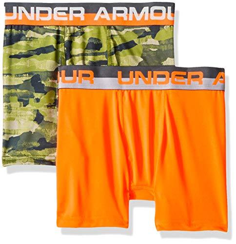 60335ba886b0 Under Armour Men's 2 Pack Sublimation Print Performance Boxer Briefs ...