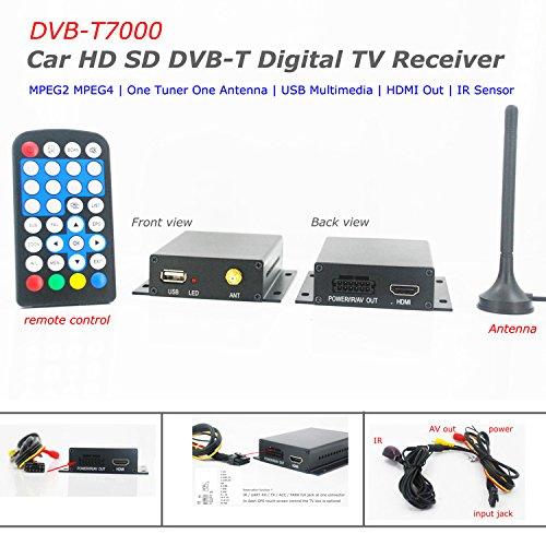 Corvy COR03TDT900 Modulo sintonizador TDT HD