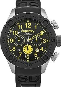 Superdry SYG142B Reloj de Hombres