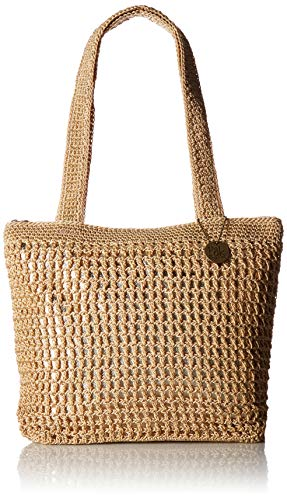 The Sak Unisex-adults The Riviera Tote, Bamboo With Gold