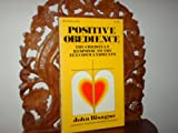 Positive Obedience, John R. Bisagno, 0310381428