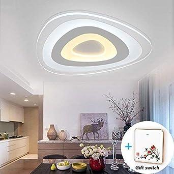 Attirant SEESUNG Slim LED Deckenleuchte, Acryl, Moderne Einfache Wohnzimmer Licht  Schlafzimmer Studie Kinderzimmer Beleuchtung,