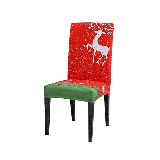 Uscyo Fundas de Silla universales elásticas para sillas ...