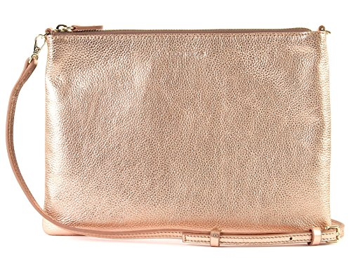 Pochette Rose Embrayage Small COCCINELLE Gold Oq86PxnS