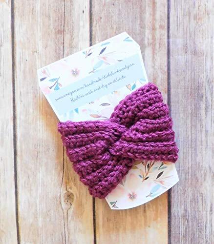 crochet coffee cup sleeve - 1