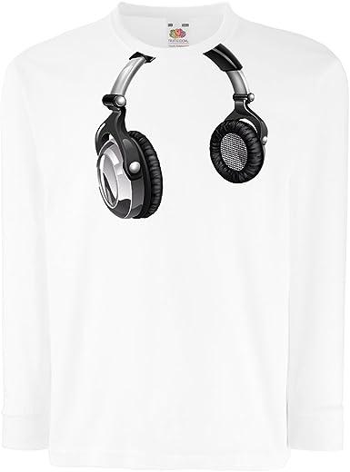 Dr/ôle de Cadeau Musical lepni.me T-Shirt pour Hommes The Cool DJ