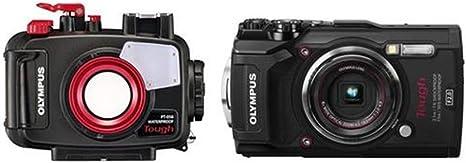 Olympus Tough TG-5 cámara de acción, 12 megapíxeles, vídeo 4k, 120 ...