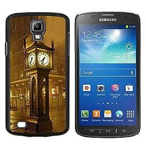 TECHCASE---Cubierta de la caja de protección para la piel dura ** Samsung Galaxy S4 Active i9295 ** --Arquitectura Big Ben lluvia
