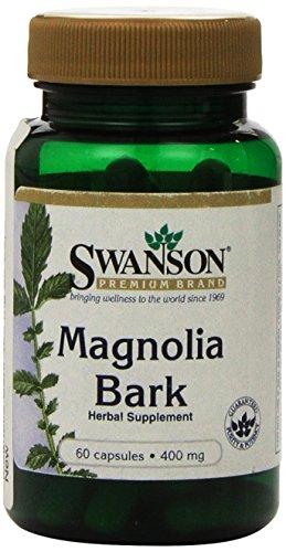 Swanson Premium Magnolia Bark Caps