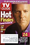 img - for TV Guide April 24, 2005 Kiefer Sutherland/24 Finale, Clay Aiken Tsunami Relief, The O.C., Blind Justice book / textbook / text book