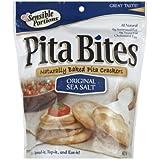 Sensible Portions Pita Bites Original Sea Salt 5 oz - Pack of 12