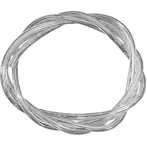 ヘリックス HELIX フューエルライン 25フィート(7.62m) 5/16インチ(7.94mm)X7/16インチ(11.11mm) クリア 530369 380-1213   B01N0BAJZB