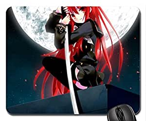 ready to fight Mouse Pad, Mousepad (10.2 x 8.3 x 0.12 inches)