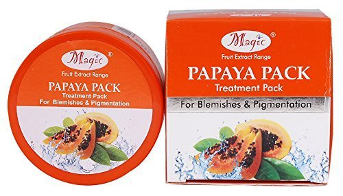 Nature's Essence Papaya Face Pack for Blemishes & Pigmentation 60g