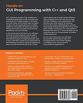 Hands-On GUI Programming with C++ and Qt5: Build stunning