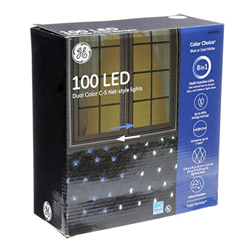 Ge 100 Led C5 Lights in US - 3