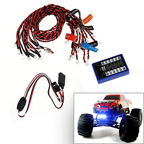 Flashing Led Light Kit