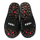 Product review for Kkika Rotating Accupressure Foot Slippers (Man (6-7.5)/Women (6.5-8.5))