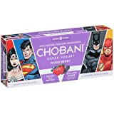 Chobani Kids Mixed Berry Greek Yogurt Tubes, 16 Ounce - 8 per case.