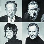 Vier Monologe - Vier Interpreten |  div.