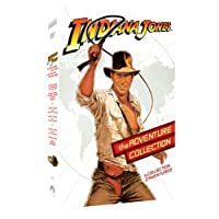 Indiana Jones - The Adventure Collection (Indiana Jones and the Raiders of the Lost Ark / Indiana Jones and the Temple of Doom / Indiana Jones and the Last Crusade)