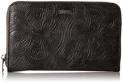 Roxy Women's Won My Heart Wallet, Anthracite, One Size