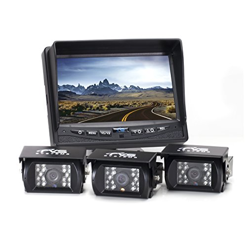 Rear View Safety RVS 770615 Cameras