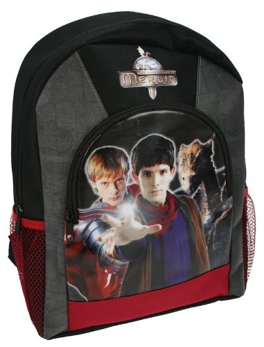 Merlin BBC Series Exclusive Official Licensed Backpack