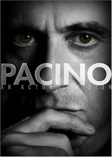 Pacino: An Actor's Vision (Chinese Coffee / Looking for Richard / The Local Stigmatic) by Al Pacino