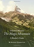 img - for Thomas Manns the Magic Mountain: A Readers Guide book / textbook / text book