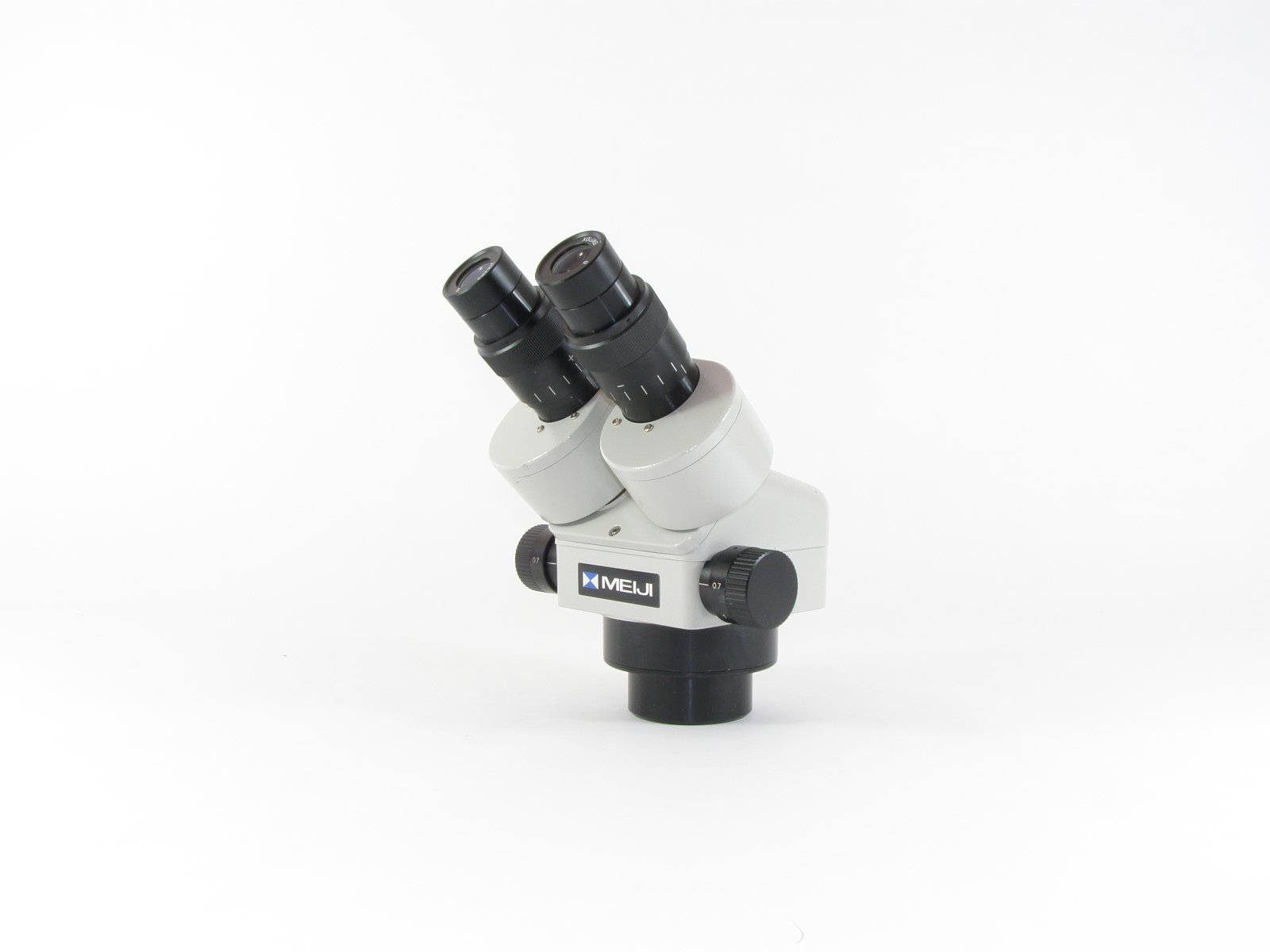 Meiji Techno EMZ-5 Stereozoom Microscope Bodies; objectives, 0.7X to 4.5X by MEIJI TECHNO AMERICA