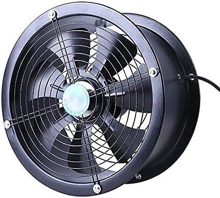 ZXQZ Volumen de Aire Grande/Extractor de Pared/Cilindro Ventilador ...