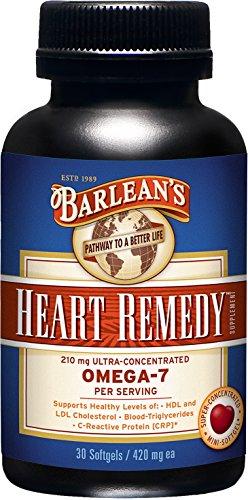 Heart Remedy Barlean's 30 Caps