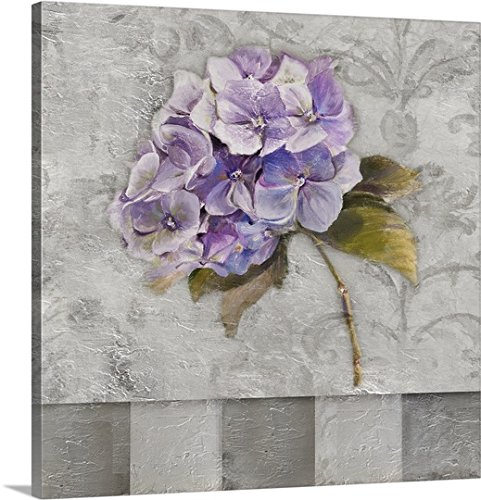 Patricia Pinto Premium Thick-Wrap Canvas Wall Art Print entitled Hydrangeas II
