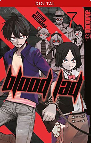 Blood Lad 07: Ein Tropfen, viel Pulver (German Edition)