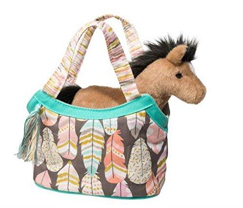 Cuddle Toys 2175 Handbag with Plush