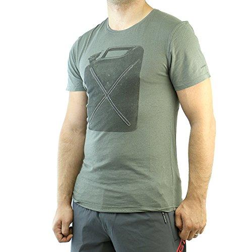 G-Star Ceaton 2 R S/S Tee Fashion T-Shirt - Raw Grey - Mens - L