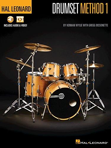 (Hal Leonard Drumset Method - Book 1)