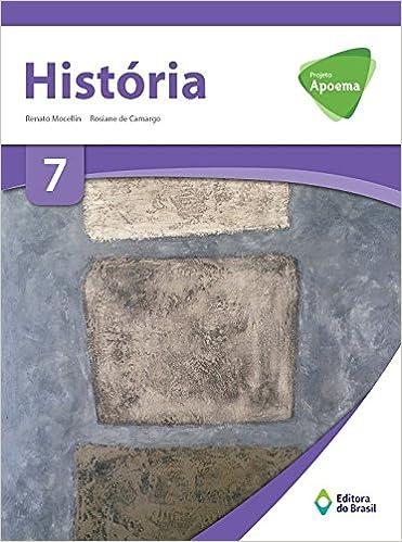 Book Projeto Apoema: Historia 7¼ Ano