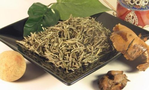 Special Tea Loose Leaf White Tea, Bai Hao Silver Needle Organic, 1 Pound by Special Tea