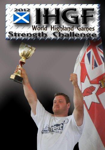 Weight Throwing Hammer (IHGF World Highland Games Strength Challenge 2012)
