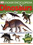 Sticker Encyclopedia Dinosaurs, Dorling Kindersley Publishing Staff, 0756652324