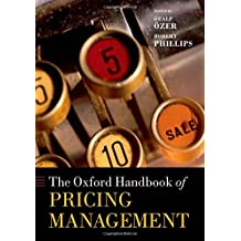 The Oxford Handbook of Pricing Management
