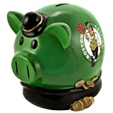 NBA Boston Celtics Resin Large Thematic Piggy Bank