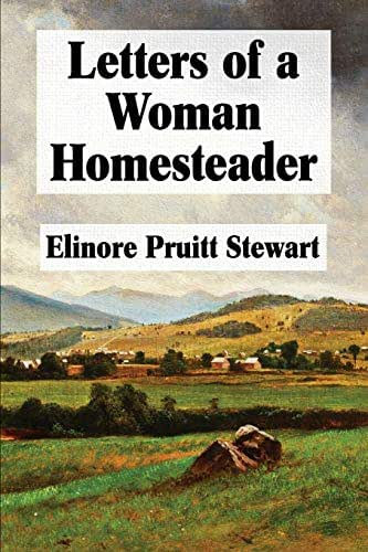 Letters of a Woman Homesteader (Super Large Print)