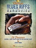 Classic Blues Riffs for Harmonica, Steve Cohen, 1458440729