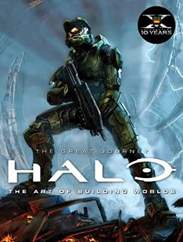 Halo: The Great Journey...The Art of Building Worlds (Grace The Glorious Theme)