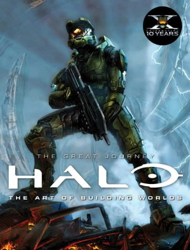 Halo: The Great Journey...The Art of Building Worlds