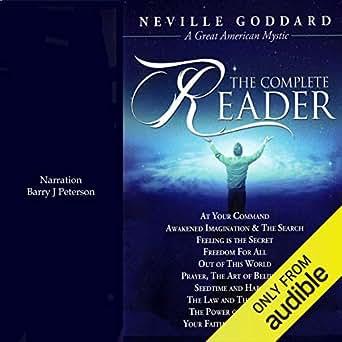 Amazon com: Neville Goddard: The Complete Reader (Audible