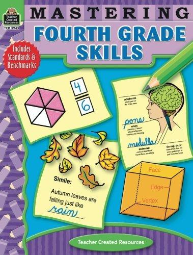 Mastering Fourth Grade Skills (Mastering Skills)